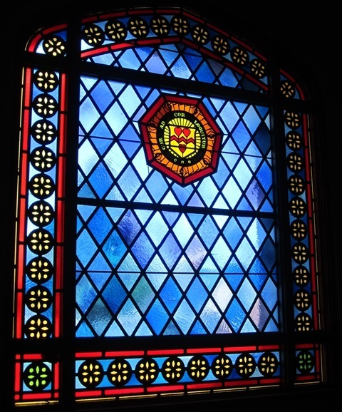 Stained Glass in St. John's
